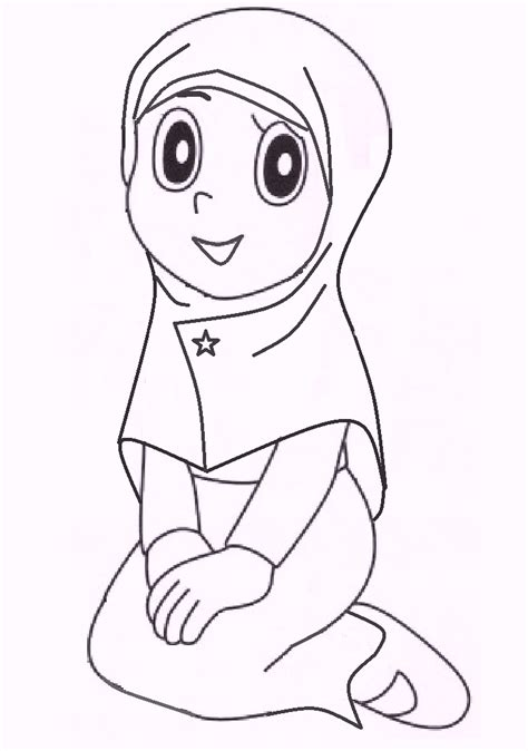 pin by indah pertiwi on islamic anime coloring pinterest
