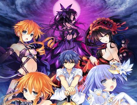tanggal rilis anime date a live season 3 anime date a live mayuri judgement akan dirilis summer