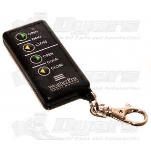 dometic weatherpro power awning dometic weatherpro key fob awning parts accessories