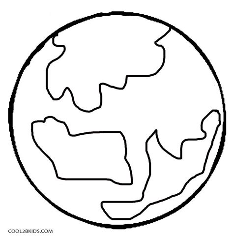 printable coloring page planet earth printable planet coloring pages for kids cool2bkids