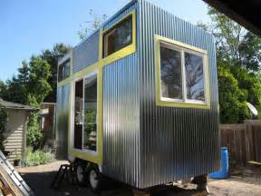 Small Home Trailers Jenine S Modern Tiny House Project
