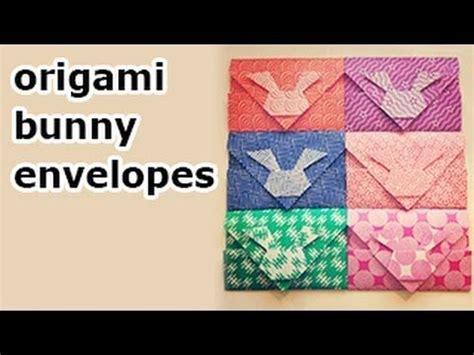 Origami Bunny Envelope - 38 best design cards images on design cards