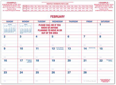 Calendar Refills Re Max Associates Calendar Refills