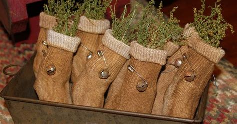 bake and baste how to stain and finish a rustic kitchen primitive stockings these are made with white infant socks