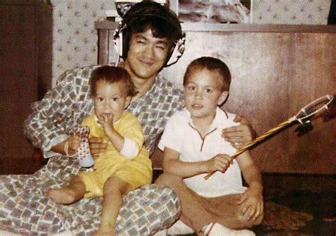 bruce lee daughter biography bruce lee son and daughter legendary bruce lee son