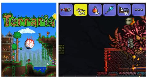 terraria apk free version of terraria apk buzzcritic - Terraria Version Apk