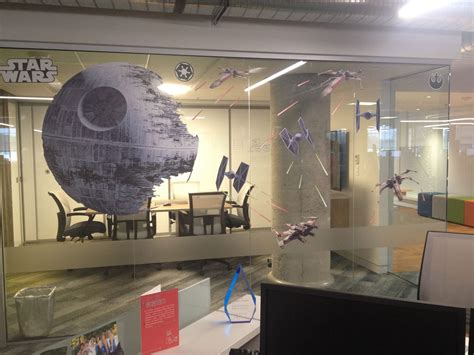 star wars office from southern dairies to ponc cardlytics office photo