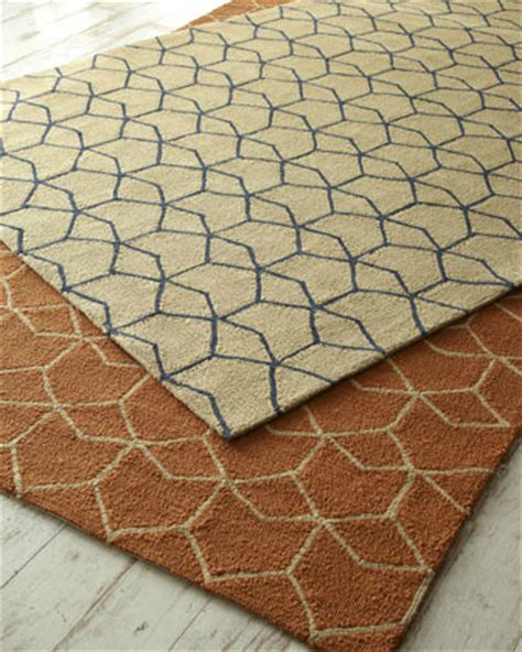 modern outdoor rug hexagon outdoor rug modern outdoor rugs by horchow