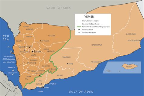 map of yemen what comes next in yemen al qaeda the tribes and state building carnegie endowment for