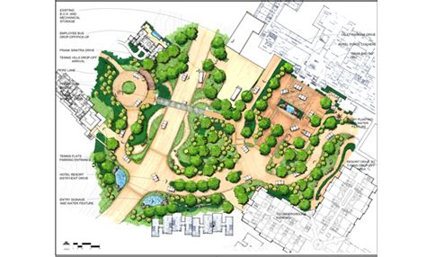 land layout plan development site plans land use planning circulation