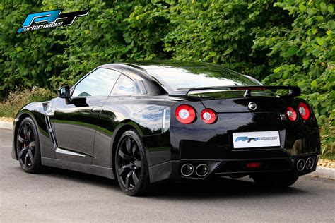 nissan gtr black edition used 2009 nissan gt r black edition for sale in bucks
