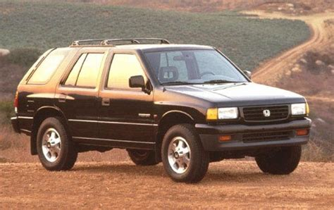 maintenance schedule for 1997 honda passport openbay
