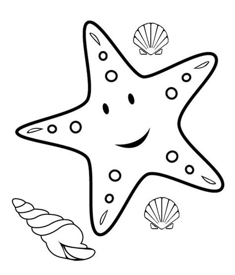 cute starfish coloring pages mesmerizing beauty 39 fish coloring pages and crafts