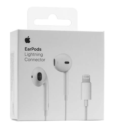 Accessories Ori Apple Earpods Lightning Connector Mmtn2 genuine iphone 7 7plus earpods with lightning connector
