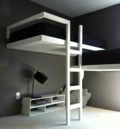lit mezzanine la solution pour les petits espaces