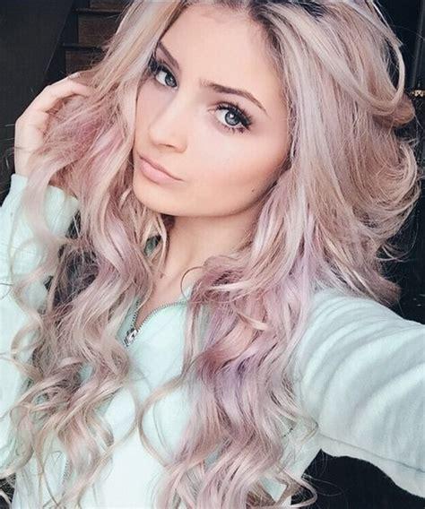 older women with platinum blonde pink hair carrington durham hair 5 hurr colorz pinterest