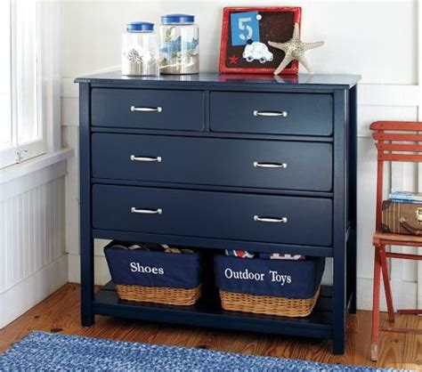 Boys Bedroom Dresser 17 Best Images About Out Pottery Barn On Cs Clock And Blue Color