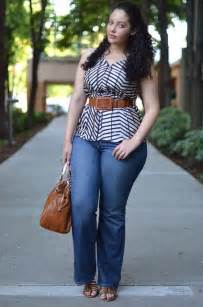 Curvy jeans finding the best jean style for your body