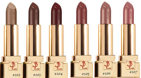Lipstik Yves Laurent yves laurent pur couture golden lustre