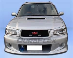 Subaru Forester Kit Subaru Forester Front Bumpers Kits Ground Effects