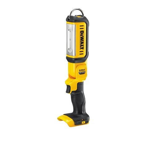 dewalt 18v led held work light bunnings warehouse