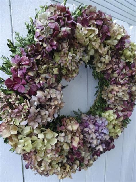 Hydrangea Home Decor 146 Best Images About Hydrangea Wreaths On Home Decor Green Hydrangea And