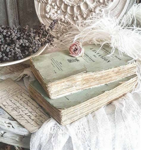 dekorieren badezimmerregale antique books brocante charmante shabby
