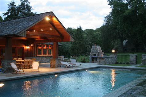 pool home cozy pool house with pergola pools for home