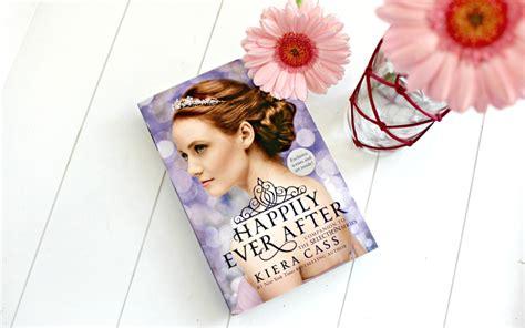 Novel Happily After Kiera Cass boekrecensie happily after kiera cass reviews roses