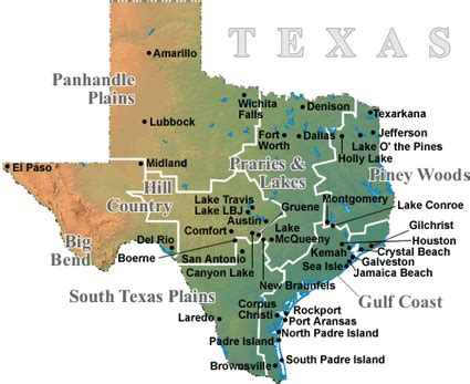 beaches in texas map south padre texas 2018 destinations now