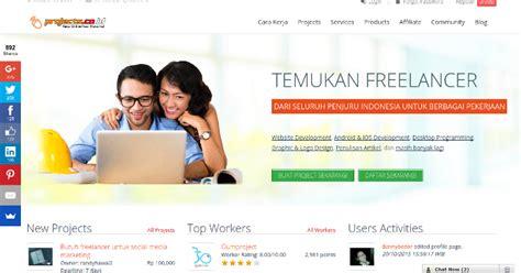 jasa pekerjaan freelance projects co id marketplace freelancer khusus jual beli