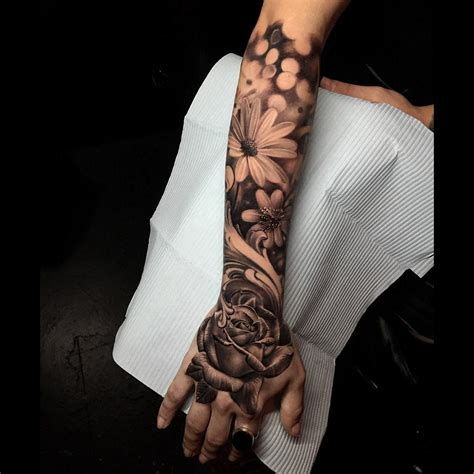 flower half sleeve tattoo designs floral half sleeve best design ideas