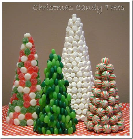 christmas candy trees life is a party
