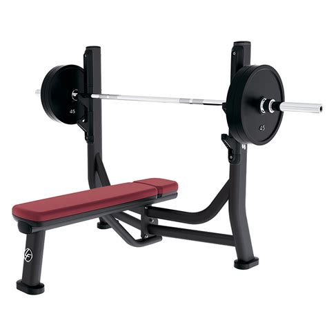 olympic flat bench fitness signature series olympic flat bench fitness