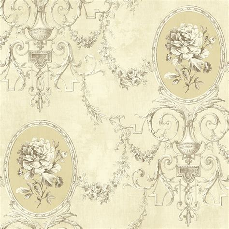 gold wallpaper sles nh20505 cameo gold brockhall wallpaper collection