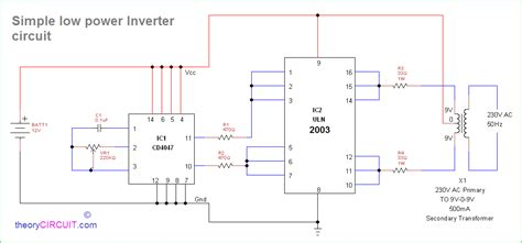 24v inverter circuit diagram power inverter circuit diagram wiring diagram with