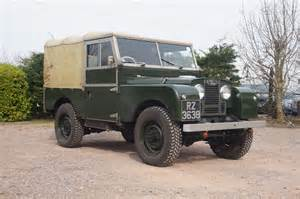 land rover series 1 1955 sold 163 13 886 00 south western