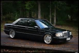 Mercedes W201 Mercedes 190 Tuning W201 8 Tuning