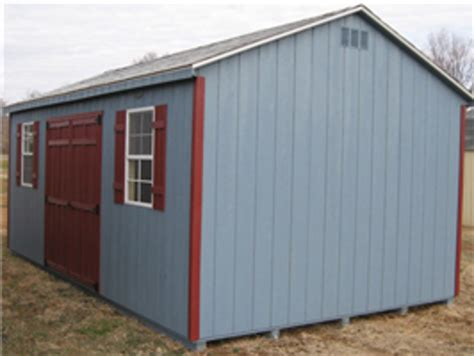Do It Yourself Sheds by Barn And Wood Shed Building Kits In Virginia And West