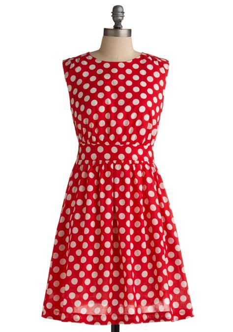 Dress White Polcadot Lace polka dot dress oasis fashion