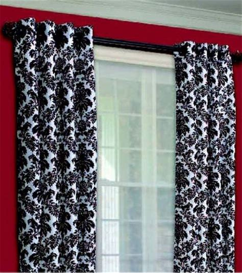 how to make grommet top curtains grommet top curtains joann jo ann