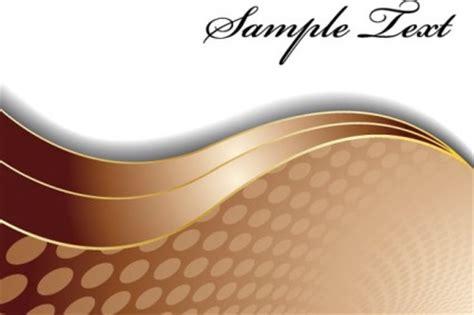 wallpaper garis bergelombang vektor latar belakang bergelombang coklat vector latar
