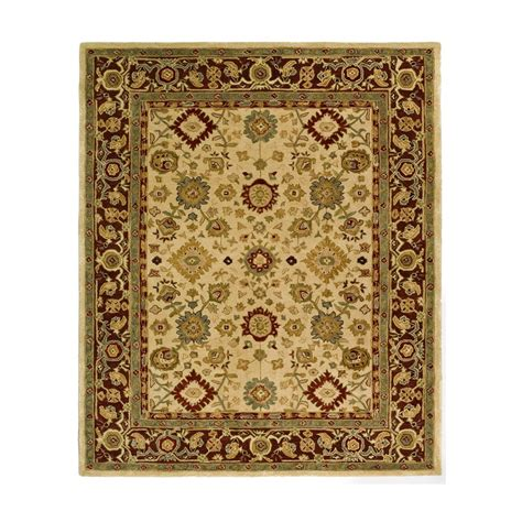 lowes accent rugs safavieh an546a anatolia area rug multi lowe s canada