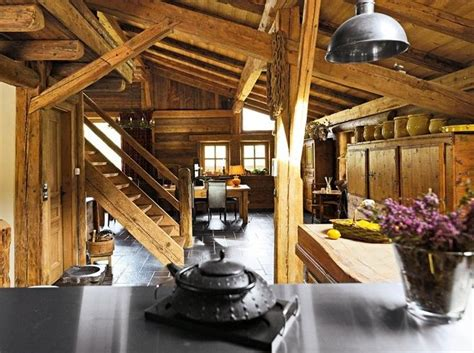 farmhouse interior