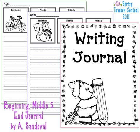 free printable kindergarten journal covers clip art journal cover clipart