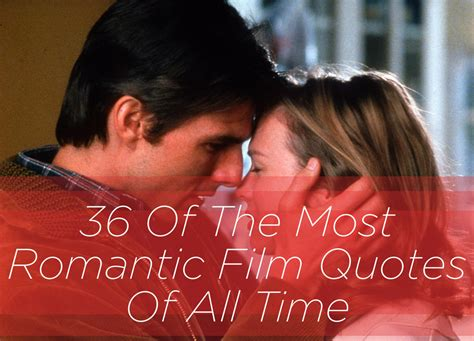 Film Quotes Romantic | 36 of the most romantic film quotes of all time