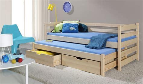 lits gigognes enfants lit enfant en bois pin massif dany lit enfant pas cher avec deux couchages