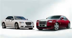 Rolls Royce 300c Look A Likes Chrysler 300c Vs Rolls Royce Ghost