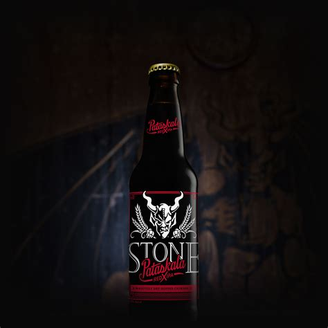 stone pataskala red  ipa stone brewing