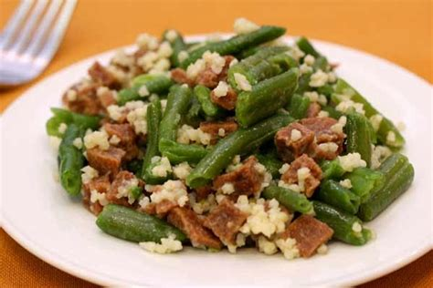 sides for ham holiday ham green beans recipe in the kitchen with